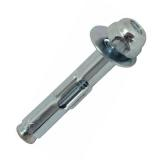 Sleeve Anchor, Acorn Nut, Zinc (Inch)
